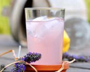 Recipe for Fun Pink (Lavender) Lemonade